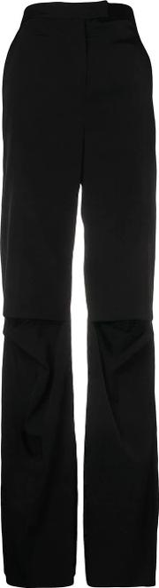 Long Layered Trousers