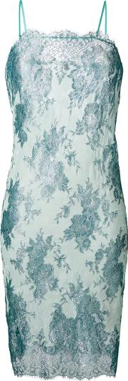 Clarita Boudoir Nightie Women Silkspandexelastane M, Blue
