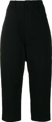High Waisted Short Trousers