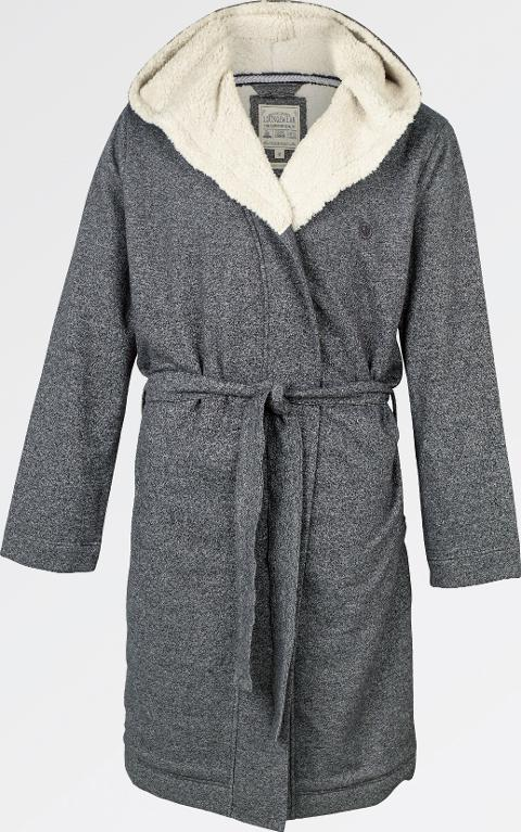 fat face Borg Lined Dressing Gown | Obsessory