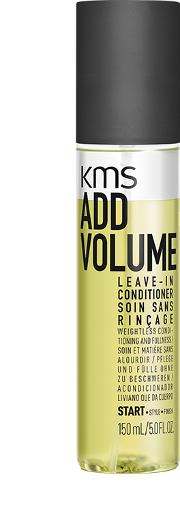 Kms volume Leave In Conditioner 150ml