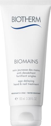Biotherm Biomains  Delaying Hand Treatment 100ml