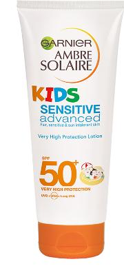 Garnier  Kids Milk Sensitive Advanced Spf50 200ml