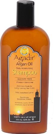 Agadir gan Oil Daily Moisturizing Shampoo 355ml