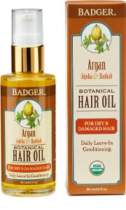 Badger gan Hair Oil 59.1ml