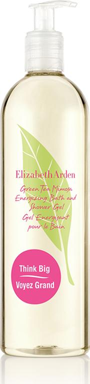 Elizabeth den Green Tea Mimosa Shower Gel 500ml