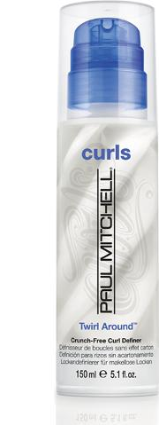 Paul Mitchell Curls Twirl ound Crunch Free Curl Definer 150ml