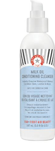 First Aid uty Milk Oil Conditioning Cleanser 147ml