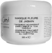 Leonor Greyl Masque Fleurs De Jasmin Nourishing And uty Enhancing Conditioning Mask For Thin Hair 200ml