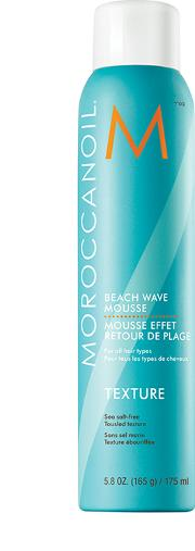 Moroccanoil Ch Wave Mousse 175ml Special Buy