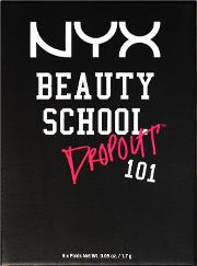 Nyx Professional Makeup uty School Drop Out Mini Eyeshadow Kit