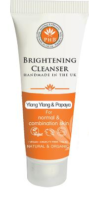 Phb Ethical uty Travel Size Brightening Facial Cleanser 15ml