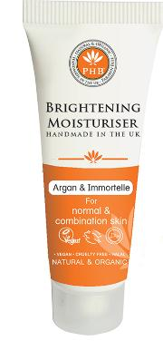 Phb Ethical uty Travel Size Brightening Moisturiser 15ml