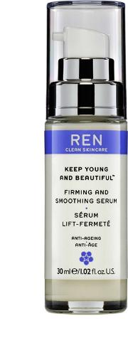 Ren Keep Young And utiful Firming And Smoothing Serum 30ml