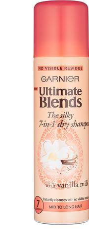 Garnier Ultimate s Silky Smoother Dry Shampoo 150ml