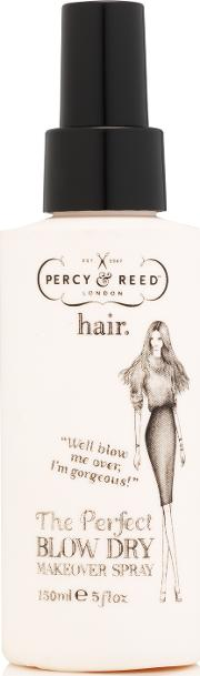 Percy & Reed The Perfect  Dry Makeover Spray 150ml