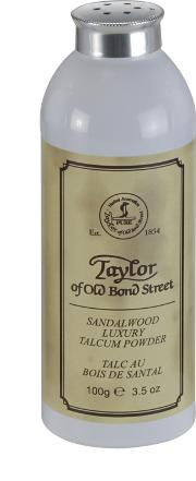 Taylor Of Old  Sandalwood Luxury Talcum Powder 100g
