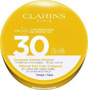 Clarins Mineral Sun  Compact For Face Spf30 11.5ml