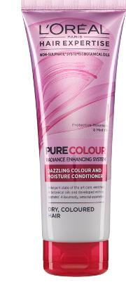 L'oreal Paris Hair Expertise Everpure Colour  & Moisture Conditioner 250ml