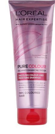 L'oreal Paris Hair Expertise Everpure Colour  & Moisture Shampoo 250ml