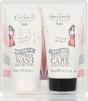 Percy & Reed To Go Perfectly Perfecting Wonder Wash Shampoo & Wonder  Conditioner Duo