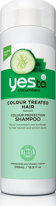 Yes To Cucumbers Color  Shampoo 500ml