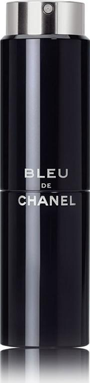 Bleu De  Eau De Toilette Refillable Travel Spray 3 X 20ml