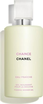Chance Eau Fraiche Foaming Shower Gel 200ml