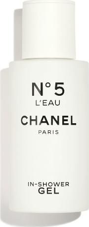 N 5 L'eau In Shower Gel 100ml