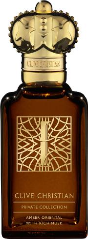 Clive  Private Collection I Amber Oriental Masculine 50ml