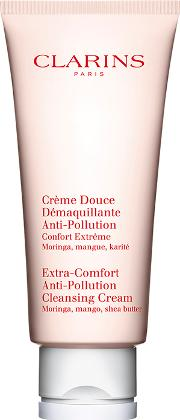 Extra Comfort Anti Pollution Cleansing Cream 200ml Fr