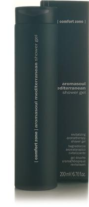 Zone Aromasoul Mediterranean Shower Gel 200ml