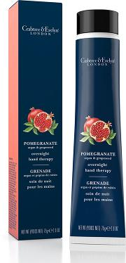 Pomegranate, Argan And Grapeseed Overnight Hand Therapy 75g