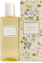 Summer Hill Bath & Shower Gel 200ml
