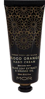 Mor Emporium Classics Blood Orange Hand M 100ml