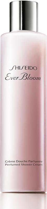 Shiseido Ever Bloom Perfumed Shower m 200ml