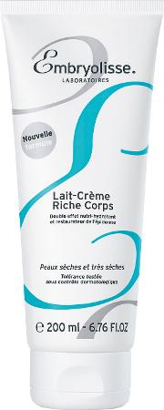 Embryolisse Rich  Milk For The Body 200ml