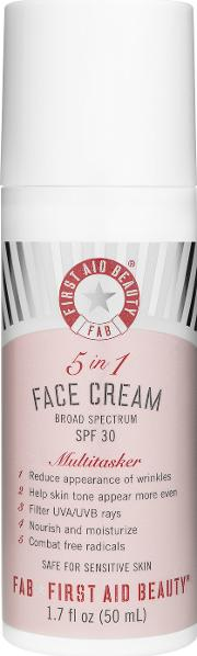 First Aid Beauty 5 In 1 Face  Spf30 50ml