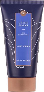 Gelle Freres Lys Audacieux Hand  50ml