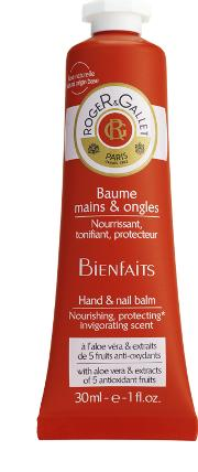 Roger&gallet Hand And Nail  Bienfaits 30ml