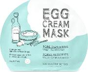Too Cool For School Egg  Pore Tightening Mask X 5