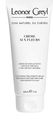 Leonor Greyl Creme Aux Fleurs Beauty And Protection Conditioning Cleansing Cream For Dry & Color ged Hair 200ml