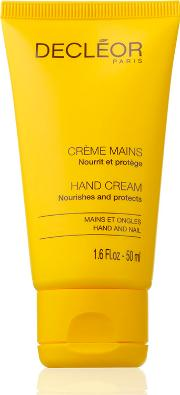 Hand Cream Nourishes & Protects 50ml