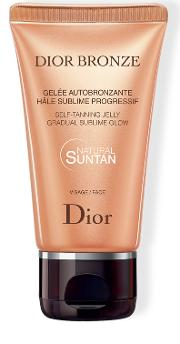 Bronze Self Tanning Jelly Face