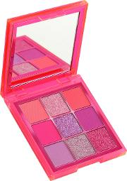 Huda Beauty Obsession  Palette Neon Pink 10g