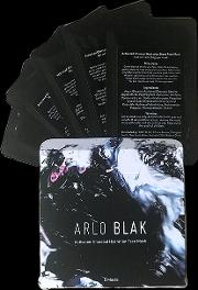 Arlo Blak Activated Charcoal Hydration  Mask 35g