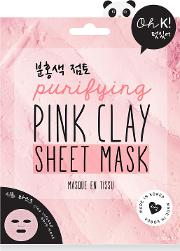 Oh K Purifying Pink Clay Sheet  Mask
