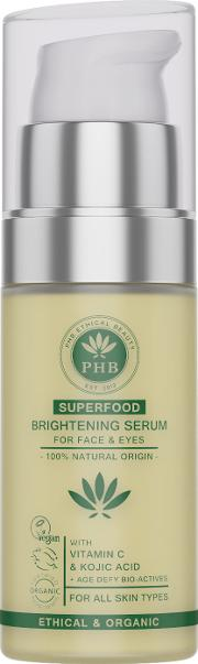 Phb Ethical Beauty Superfood 2 In 1  & Eye Serum 30ml