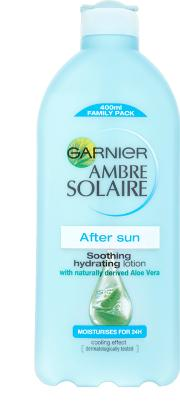 Ambre Solaire After Sun Soothing Hydrating Lotion 400ml