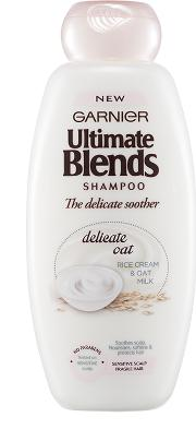 Ultimate Blends Delicate Smoother Shampoo 400ml